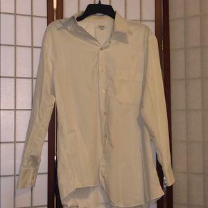 Barney's New York - White Dress Shirt